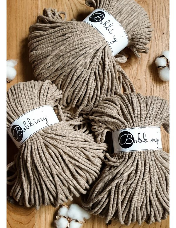 Bobbiny Cotton Cord, Limited Edition