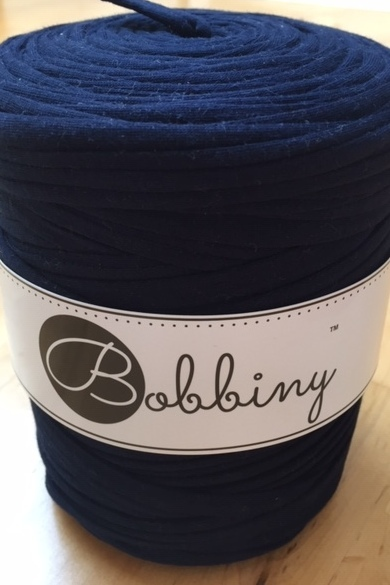Bobbiny T-Shirt Garn, Navy Blue